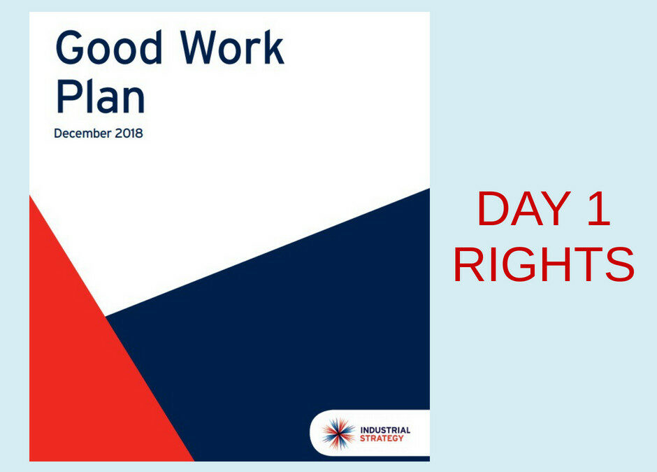 What is the point of the Good Work Plan