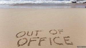 ensuring holidays are taken